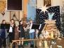 Koncert orkiestry w kościele 27.12.2015