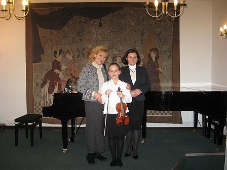 konkurs skrzypcowy - wiktoria
