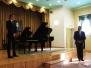 Recital Cypriana Sekreckiego 2014