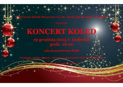 2015 koncert kolęd 1